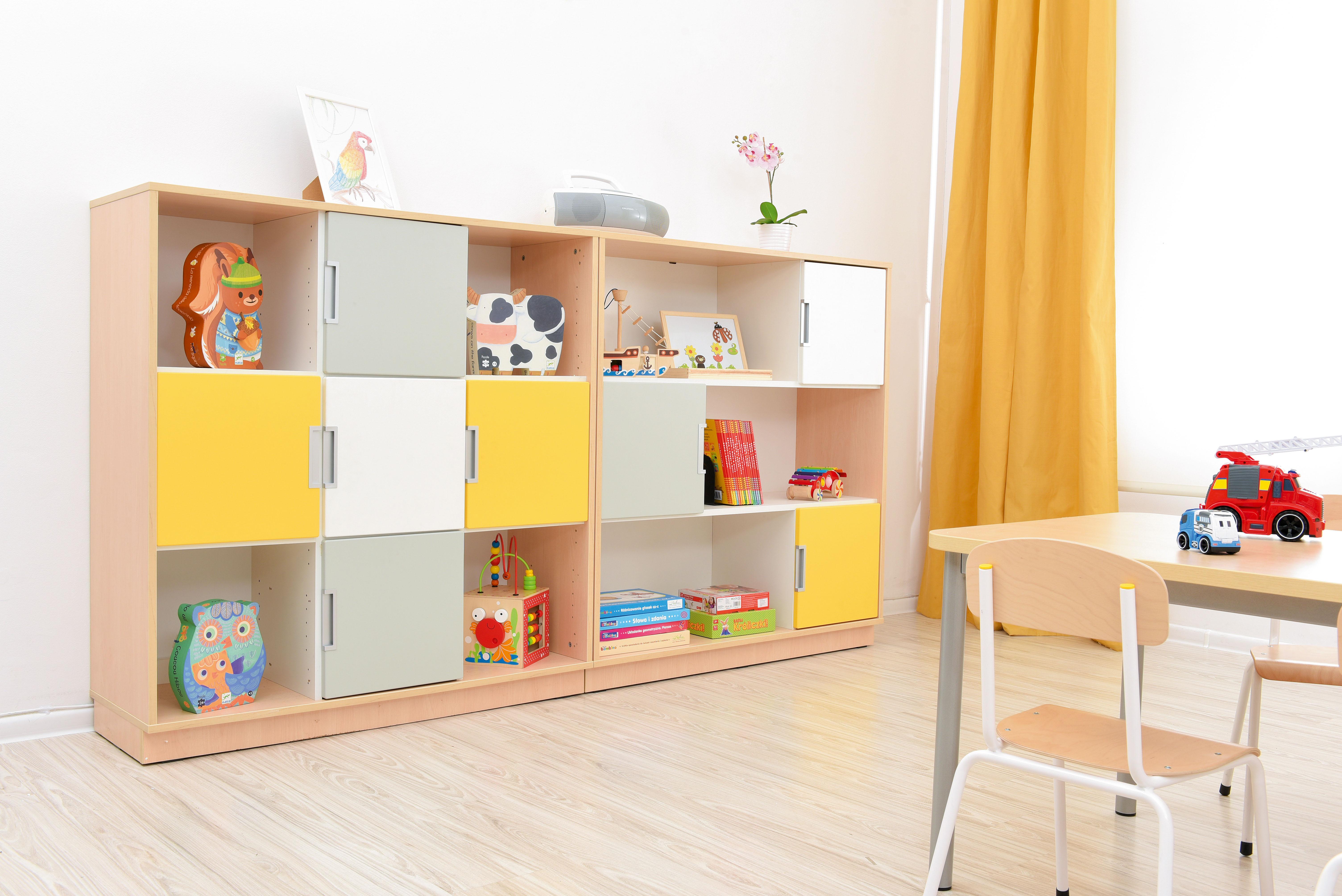 couleurs en maternelle fond classe